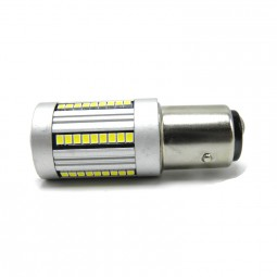 Led PR21W UltraBright Rosu Canbus 99%