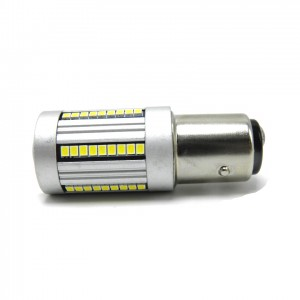 Led P21/4W UltraBright Rosu Canbus 99%