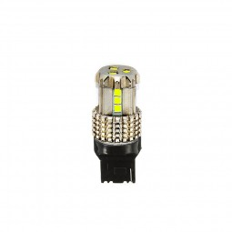 Led W21W /  T20 7440 UltraBright Alb  / Portocaliu