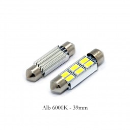Led C5W sofit 39mm - ALB 6000K